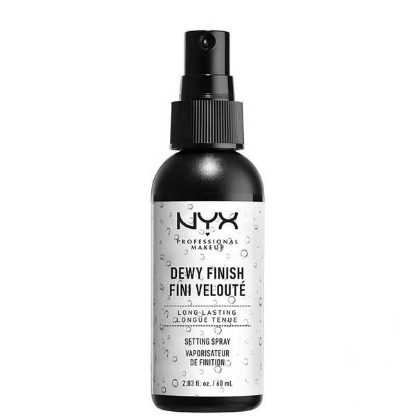 Vaporisateur de finition NYX Professional Makeup - Dewly Finish (Fini frais) / Tenue longue durée