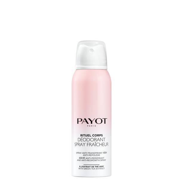 Payot Deodorant Fraicheur Energisant 48Hr Anti-Perspirant Spray 125ml
