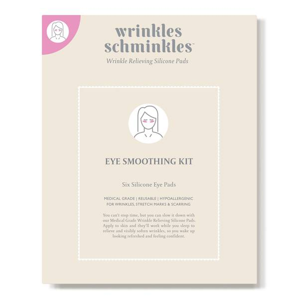 Wrinkles Schminkles Eye Wrinkle Smoothing Patches (6 count)