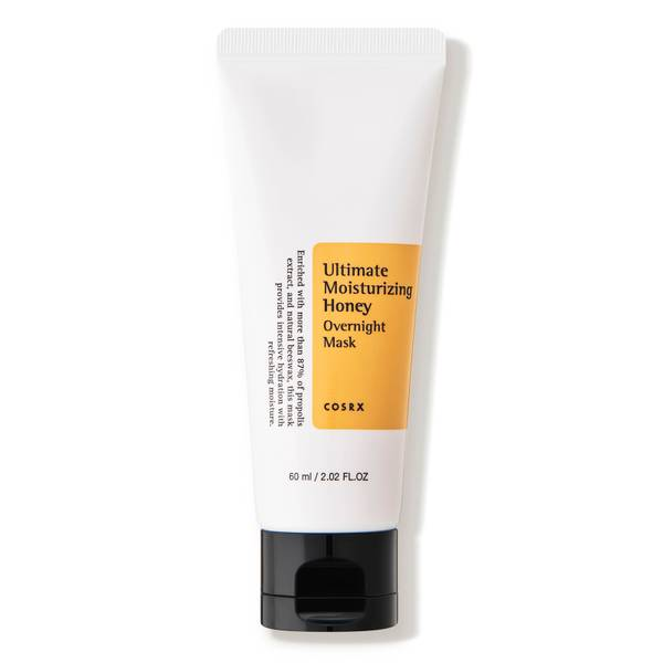 COSRX Ultimate Moisturizing Honey Overnight Mask 60 g