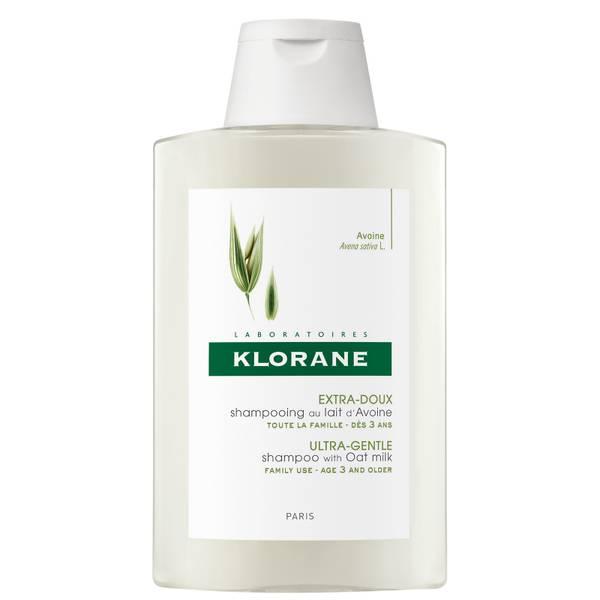 Shampooing au lait d'avoine KLORANE 200ml