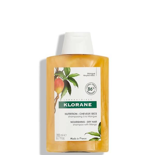 KLORANE Θρεπτικό σαμπουάν με μάνγκο για ξηρά μαλλιά 200ml