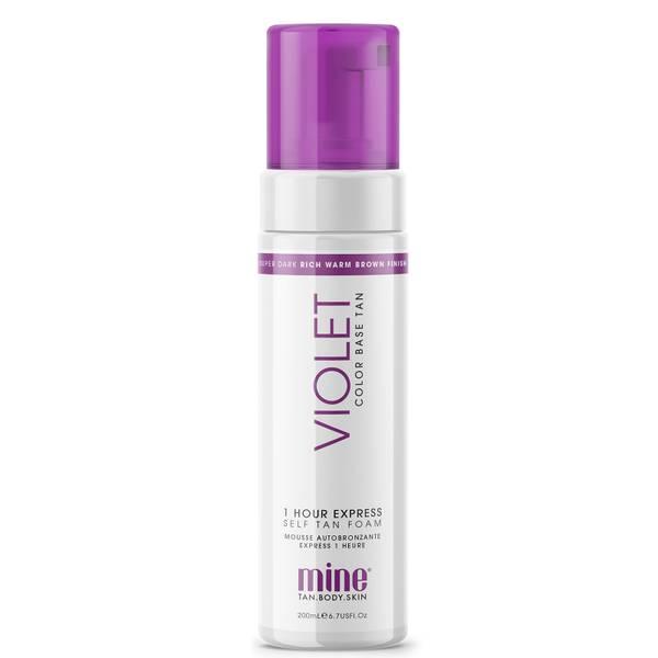 MineTan Violet Foam (Colour Base) 200ml