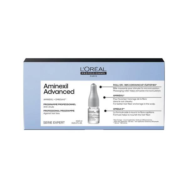 L'Oréal Professionnel Serie Expert Aminexil Advanced (10 x 6 ml)