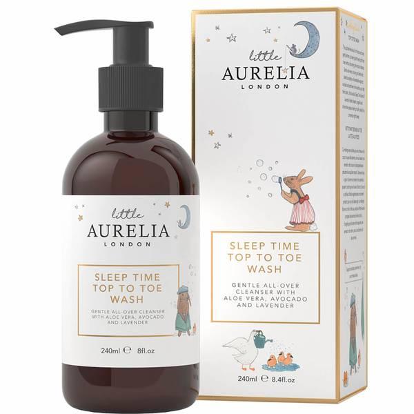 Nettoyant Sleep Time Top to Toe Wash Little Aurelia de Aurelia Probiotic Skincare 240ml