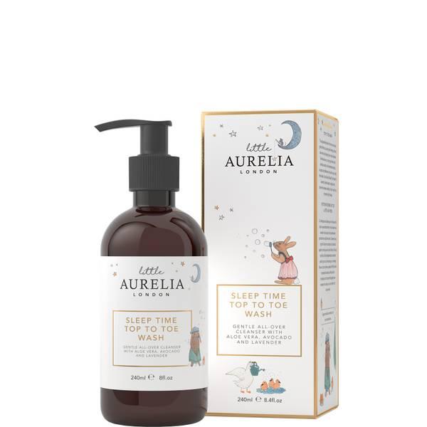 Little Aurelia from Aurelia London Sleep Time Top to Toe Wash 240ml