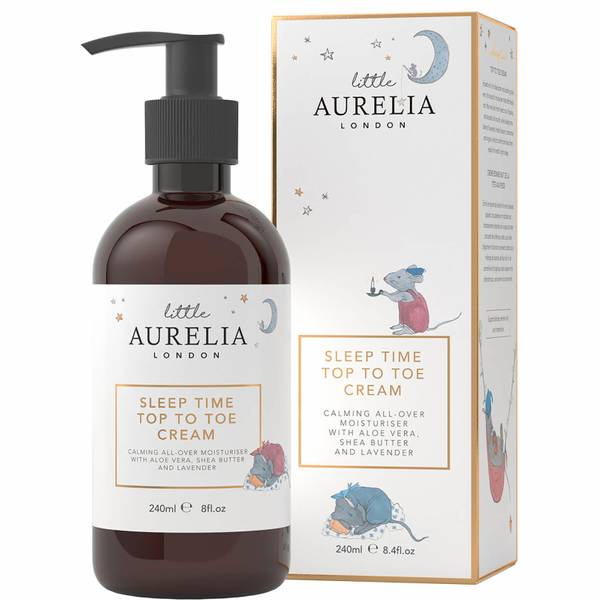 Crème Hydratante Sleep Time Top to Toe Cream Little Aurelia de Aurelia Probiotic Skincare 240ml