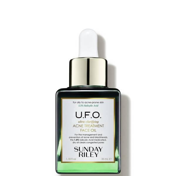 Sunday Riley U.F.O. Ultra-Clarifying Acne Treatment Face Oil (1.18 fl. oz.)