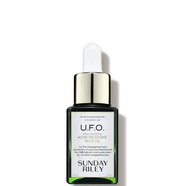Sunday Riley U.F.O. Ultra-Clarifying Acne Treatment Face Oil (0.5 fl. oz.)