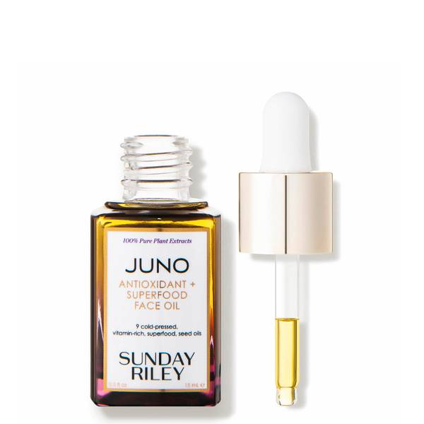 Sunday Riley JUNO Antioxidant + Superfood Face Oil (0.5 oz.)