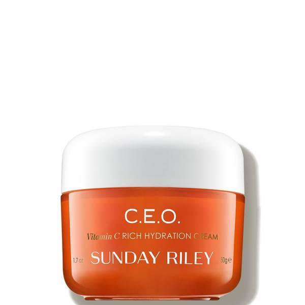 Sunday Riley C.E.O. Vitamin C Rich Hydration Cream (1.69 fl. oz.)