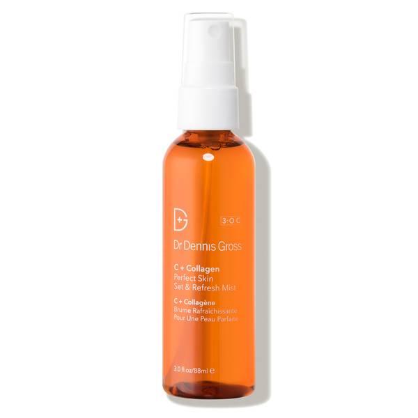 Dr Dennis Gross C+ Collagen Perfect Skin Set & Refresh Mist