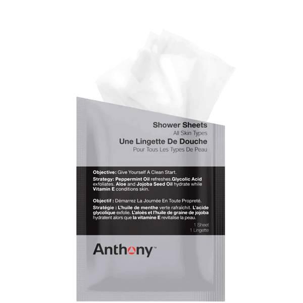 Anthony Shower Sheets (12 Blatt)