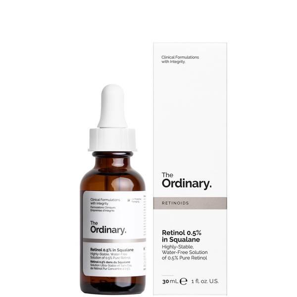 The Ordinary Retinol Serum 0.5% in Squalane