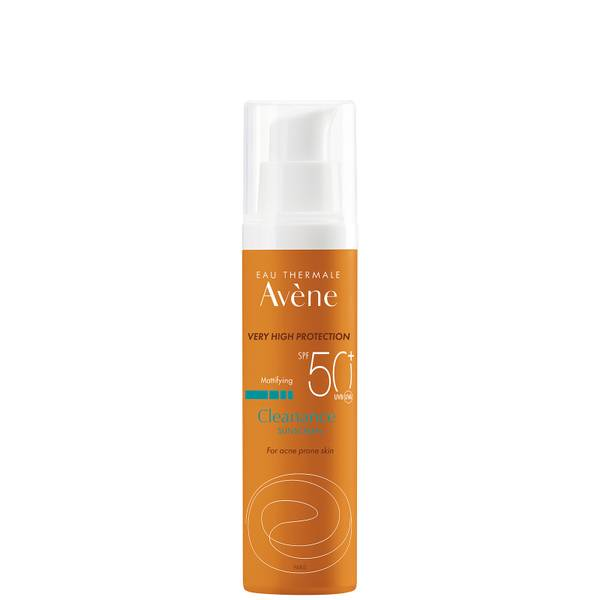 Avène Very High Protection Cleanance SPF50+ Sun Cream for Blemish-Prone Skin 50ml
