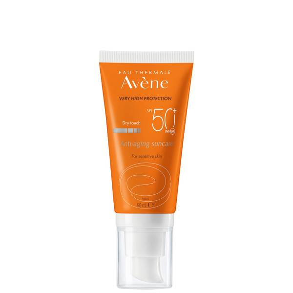Avène Very High Protection Anti-Ageing SPF50+ Sun Cream for Sensitive Skin 50ml