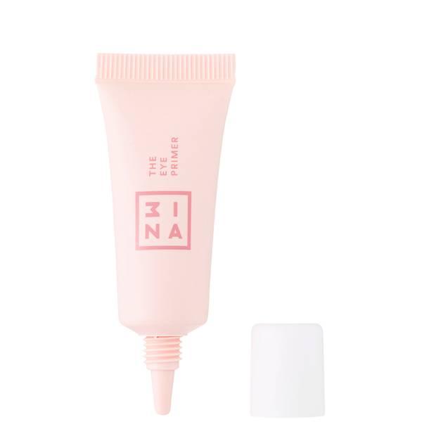 Base Préparatrice pour Yeux Beige 3INA Makeup 10ml