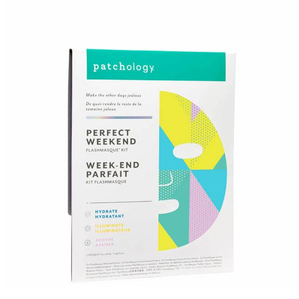 Patchology The Perfect Weekend Kit