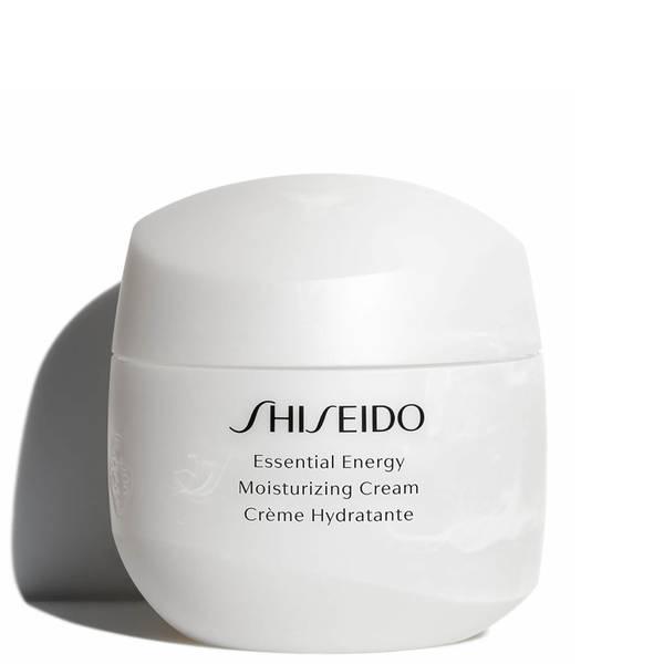 الكريم المرطب Essential Energy من Shiseido بحجم 50 مل