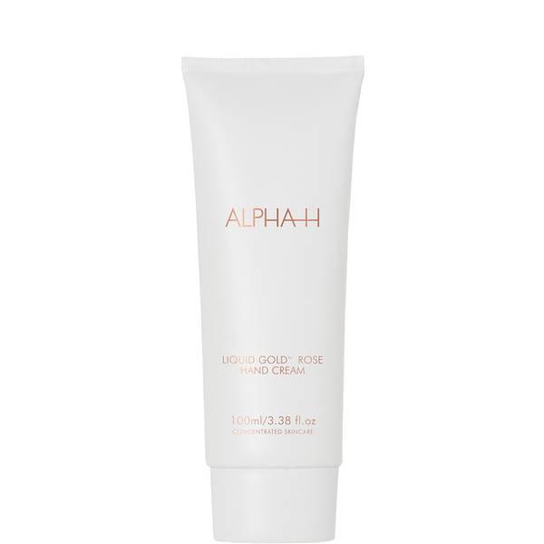 Крем для рук Alpha-H Liquid Gold Rose Hand Cream