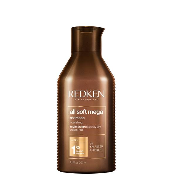 Shampooing All Soft Mega Redken 300ml