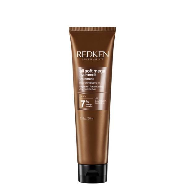 Redken All Soft Mega Hydra-Melt Cream -hoitovoide, 150ml