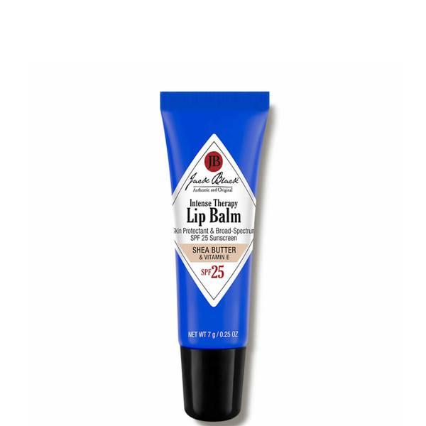Jack Black Intense Therapy Lip Balm SPF 25 - Shea Butter Vitamin E (0.25 oz.)