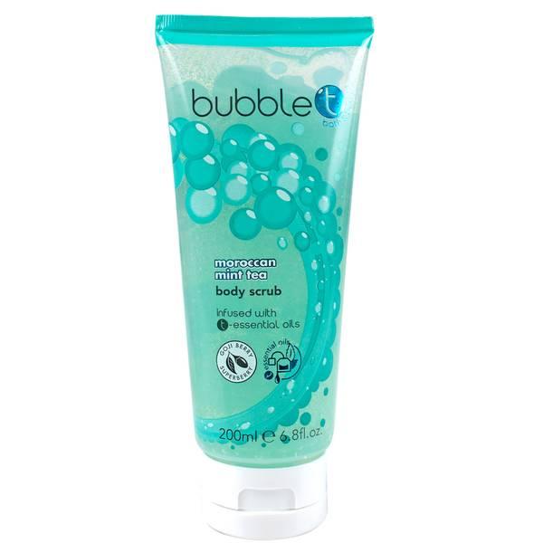 Bubble T Moroccan Mint Tea Body Scrub (200ml)