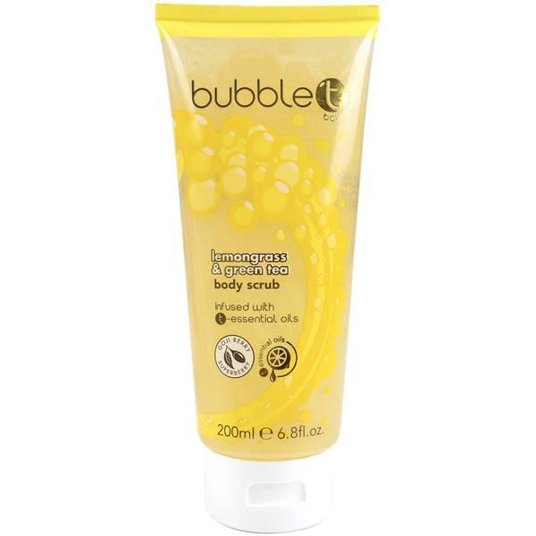 Bubble T Hibiscus and Acai Berry Tea Body Scrub (200ml)