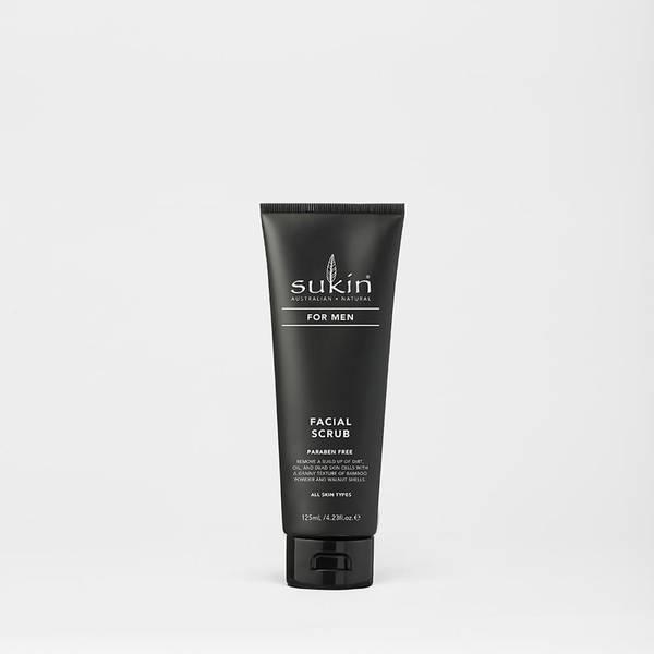 for Men Facial Scrub 125ml