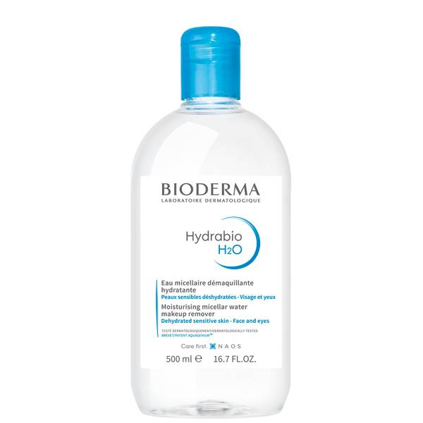 Bioderma Hydrabio H2O Cleanser(바이오더마 하이드라바이오 H2O 클렌저 500ml)