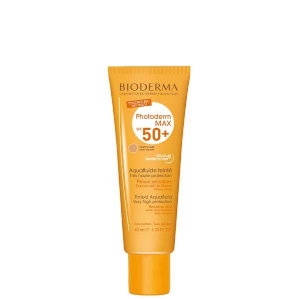 Bioderma Photoderm Dry touch Mat Finish Sunscreen Light Tint SPF50+ 40ml