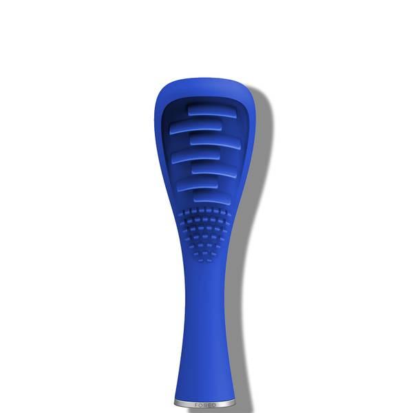 Tête de brosse amovible agrémentée d'un brosse-langue ISSA™ FOREO (nuances variées)