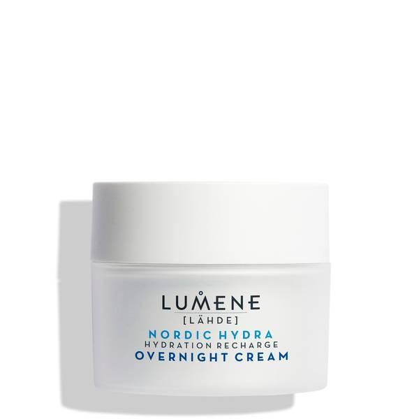 Lumene Nordic Hydra [Lähde] Hydration Recharge Overnight Cream nawilżający krem na noc 50 ml