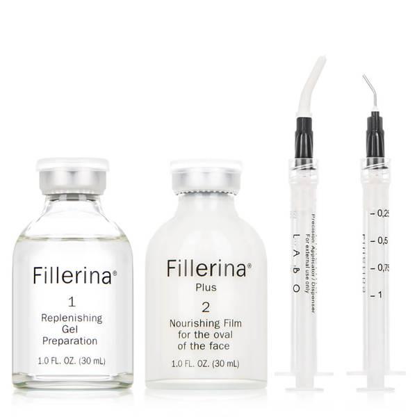 Fillerina Fillerina Dermo-Cosmetic Replenishing Treatment Grade 2 (1 kit)