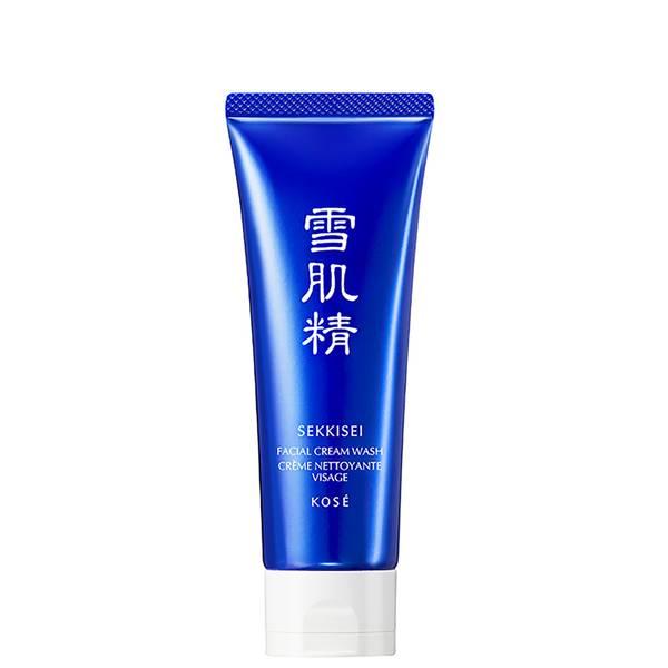 Sekkisei Facial Cream Wash