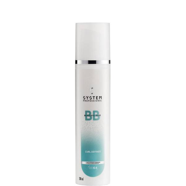 System Professional BB Curl Definer Cream 200 ml