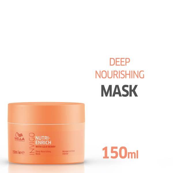 Máscara INVIGO Nutri-Enrich da Wella Professionals 150 ml