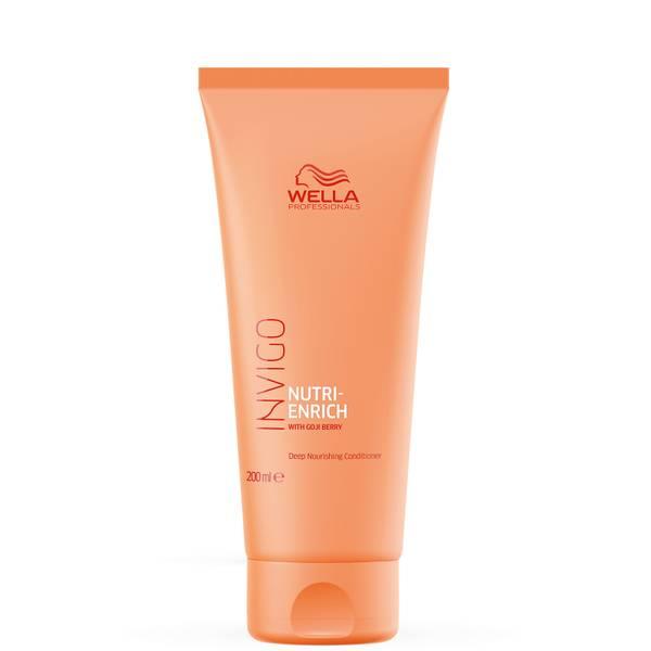 Wella Professionals Invigo Nutri-Enrich Deep Nourishing Conditioner 200ml