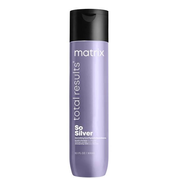 Matrix Total Results So Silver Shampoo 300ml
