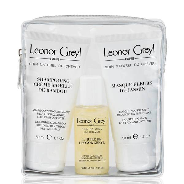 Leonor Greyl Luxury Travel Kit For Dry Hair (1 kit)