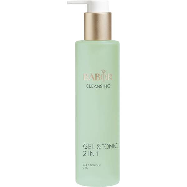 BABOR Cleansing 2-in-1 Gel and Tonic 200ml