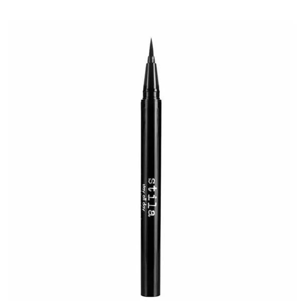 Stila Stay All Day Waterproof Liquid Eye Liner Micro Tip - Intense Black (0.5 ml.)