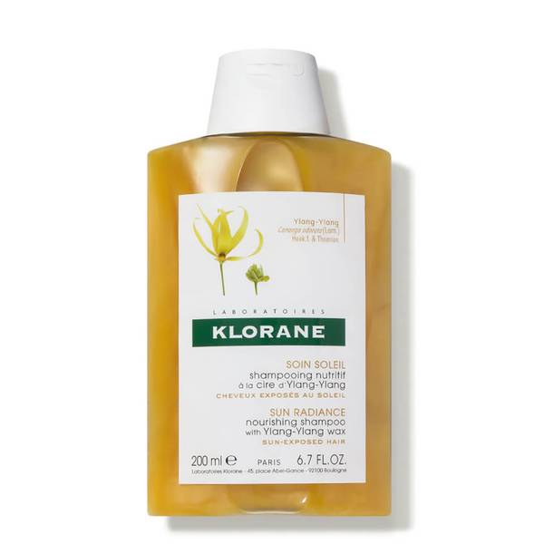 Klorane Nourishing Shampoo with Ylang-Ylang Wax 6.7fl.oz
