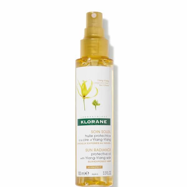 KLORANE Protective Oil with Ylang-Ylang Wax (3.3 fl. oz.)