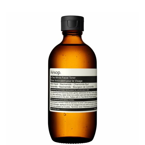 Aesop In Two Minds Facial Toner 200ml