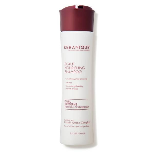 Keranique Scalp Nourishing Shampoo Curl Preserve (8 fl. oz.)