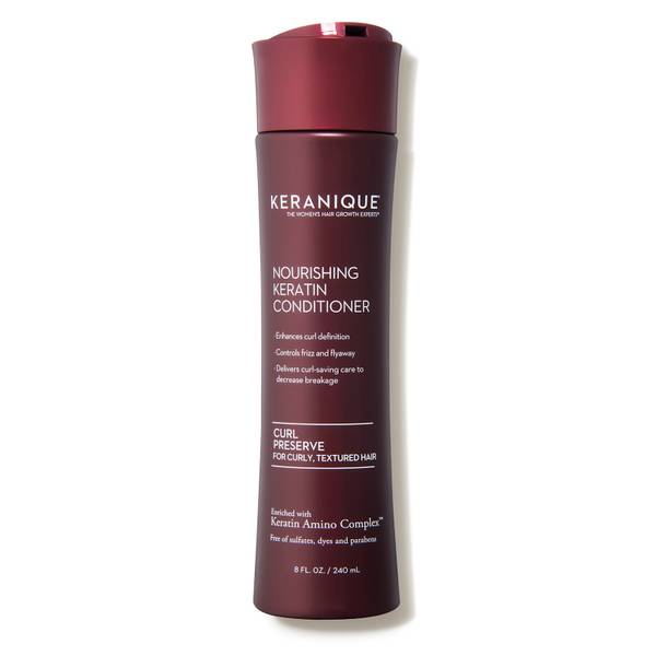 Keranique Nourishing Keratin Conditioner Curl Preserve (8 fl. oz.)