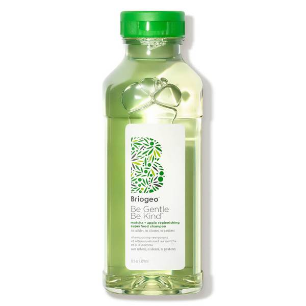 Briogeo Be Gentle Be Kind Matcha Apple Replenishing Superfood Shampoo (12.5 oz.)