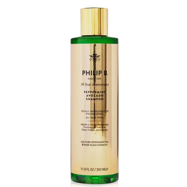 Philip B Peppermint & Avocado Volumizing & Clarifying Shampoo 350ml